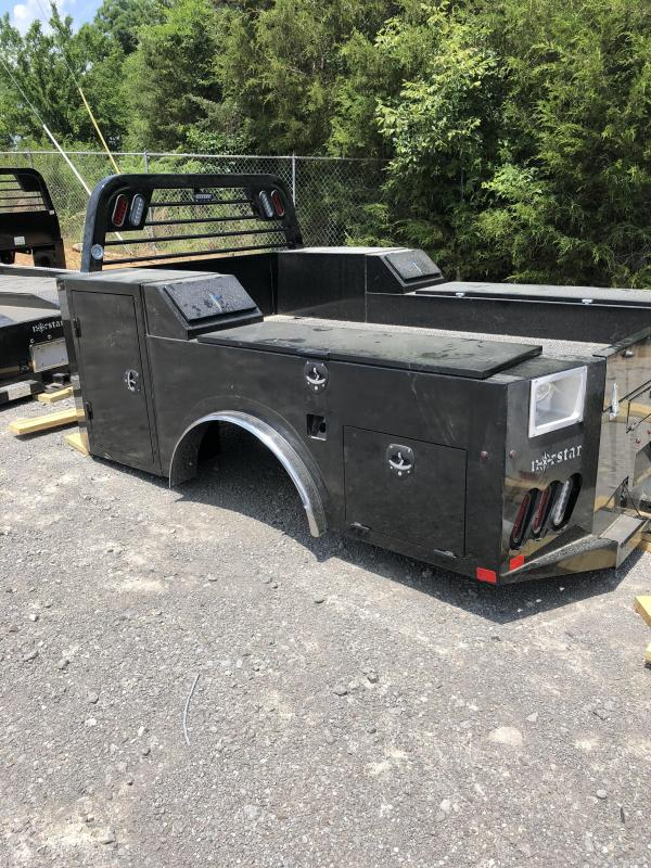 2018 Norstar SD Service Body Bed