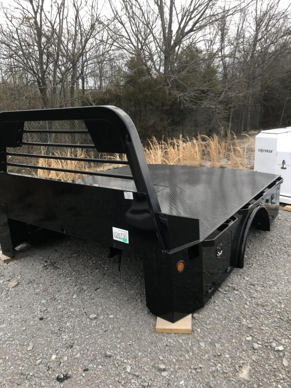 "2019 Norstar ST 86""x97""x58"" Smooth Bed Truck Bed"