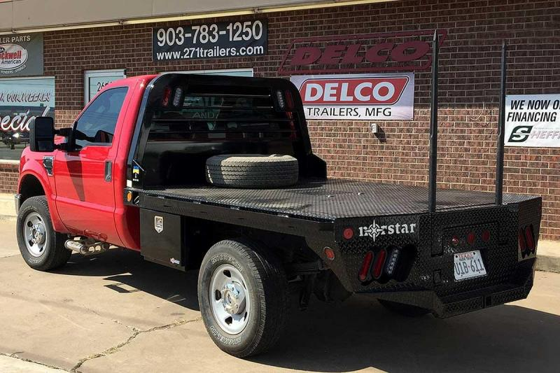 "2018 Norstar 8'6""x97"" SR Truck Bed Diamond Plate"