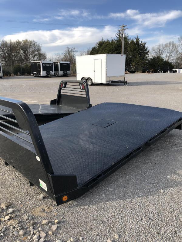 "2019 Norstar SR 11'4"" x 97"" CTA 84"" Diamond Platre Bed Truck Bed"