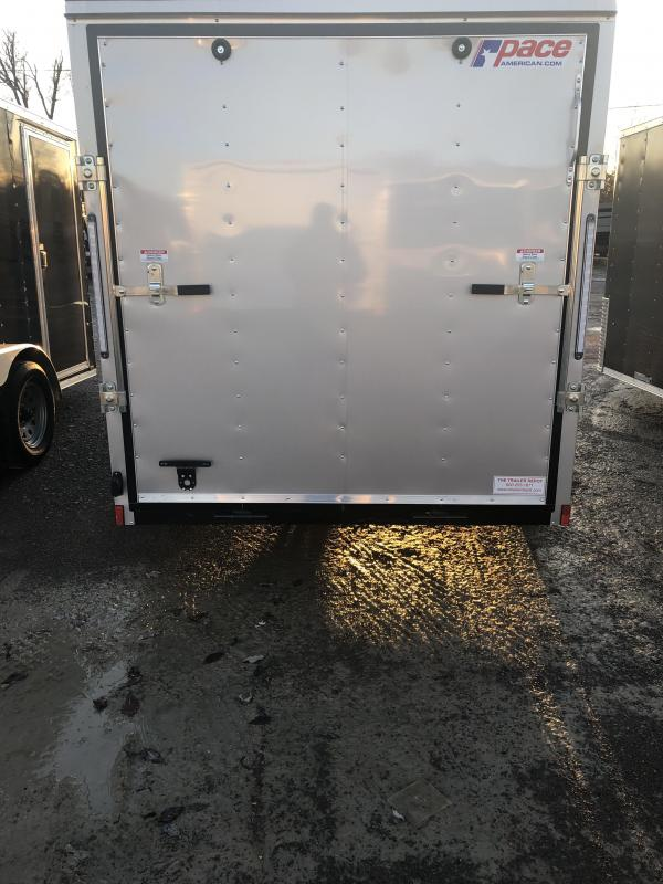 2019 Pace American JV6X12SI2 Enclosed Cargo Trailer