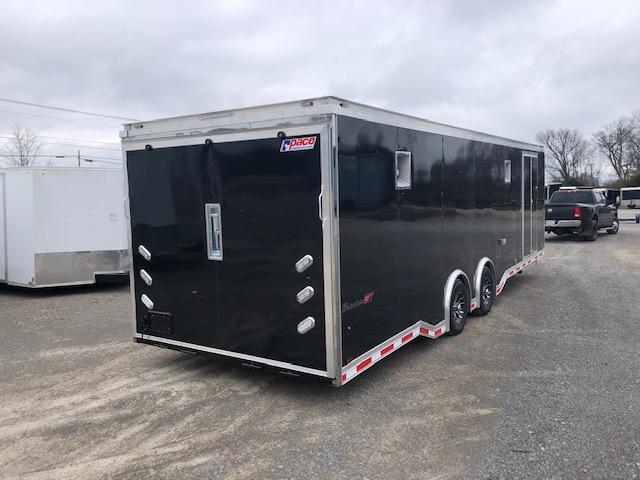 2019 Pace American SCX85X28TE3 Car / Racing Trailer