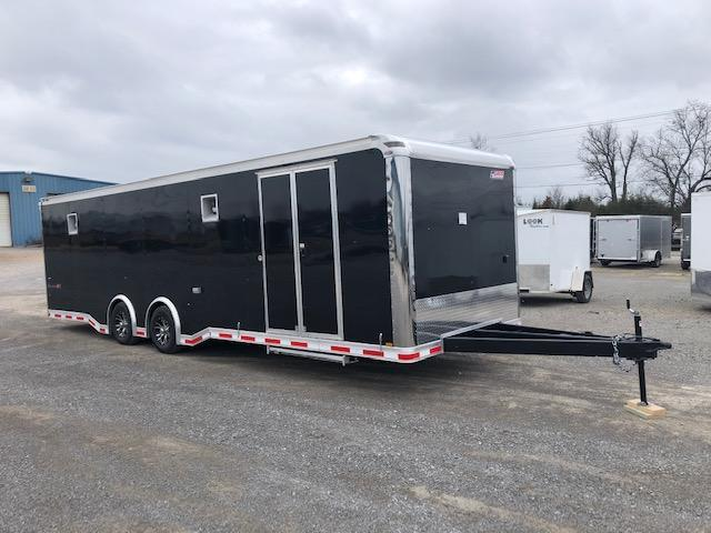 2019 Pace American SCX85X28TE3 Car / Racing Trailer