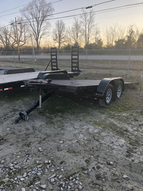 "2018 Kwik Load 84"" x 20' Car Hauler / Racing Trailer"