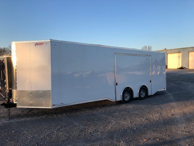 2019 Pace American CV85X24TE3 Enclosed Cargo Trailer