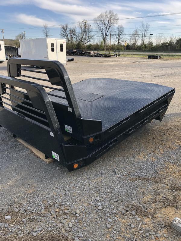"2019 Norstar SR 8'6"" x 97"" CTA 56"" Diamond Plate Truck Bed"