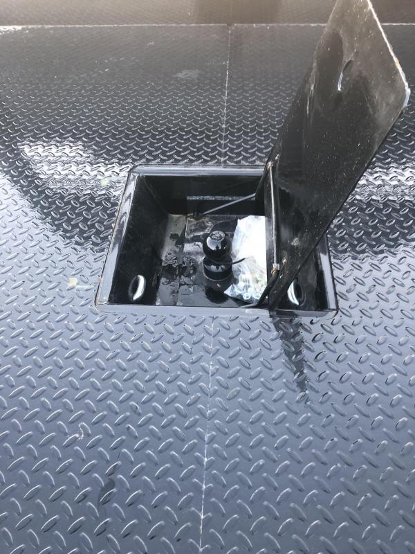 "2018 Norstar SR 84""x84"" CTA 40"" Truck Bed Diamond Plate Bed"