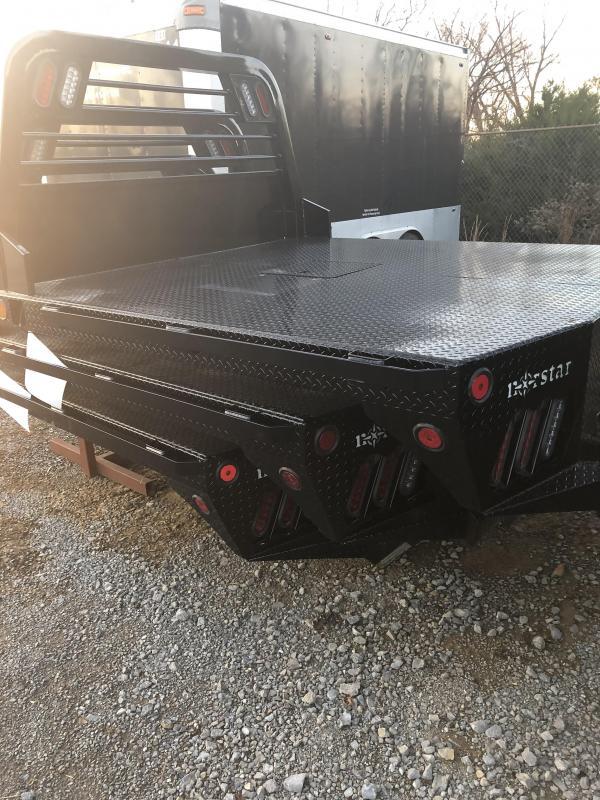"2018 Norstar SR 84""x84"" CTA 40"" Diamond Plate Bed"