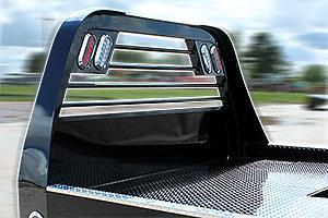 """2018 Norstar 86""""x88"""" WH Western Hauler Truck Bed"""