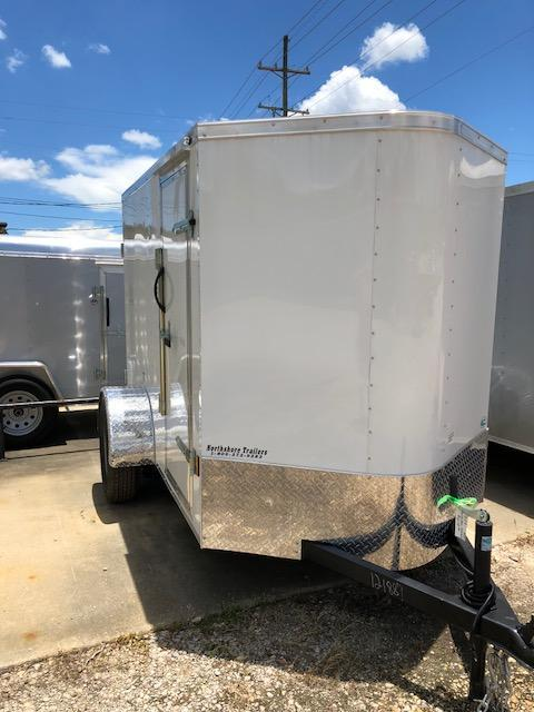 2019 5x8 Continental Cargo Enclosed Cargo Trailer