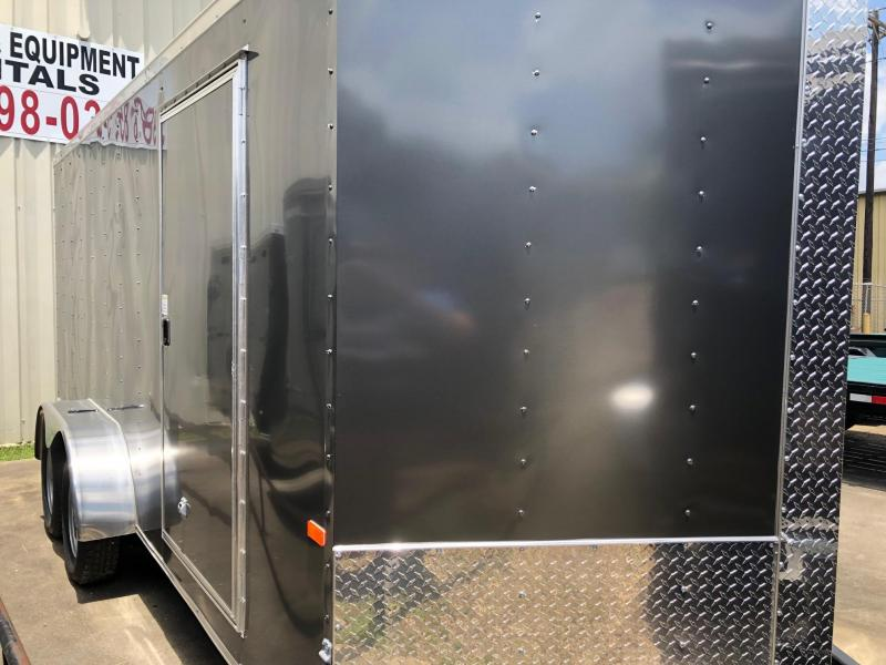2020 Rock Solid Cargo 16x07 TA Enclosed Cargo Trailer