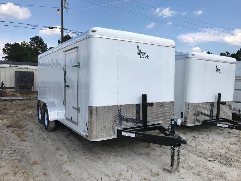 2018 7x16 Lark Victory Enclosed Cargo Trailer