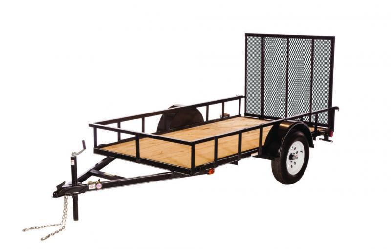2019 5x8  Carry-On GW Utility Trailer