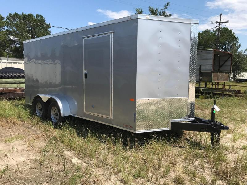 2020 7x16 Rock Solid Cargo TA VN Enclosed Cargo Trailer