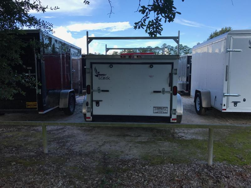 2015 6x12 Lark Victory Enclosed Cargo Trailer