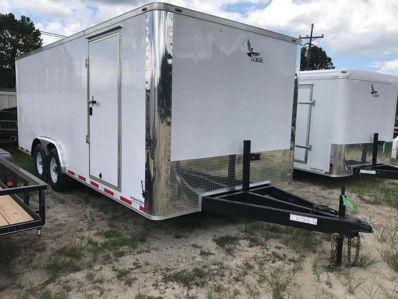 2018 8.5x20 Lark Victory Enclosed Cargo Trailer