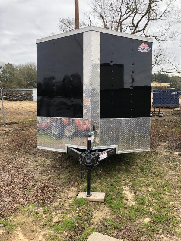 2019 Rock Solid Cargo 14x07 TA Enclosed Cargo Trailer