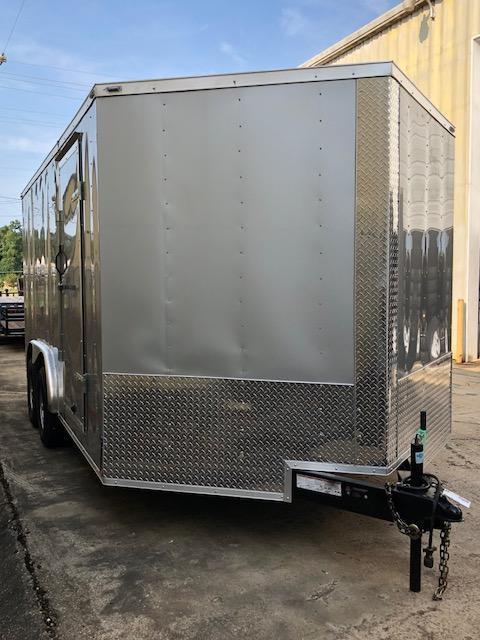 2018 8x16 Lark Cargo Enclosed Cargo Trailer