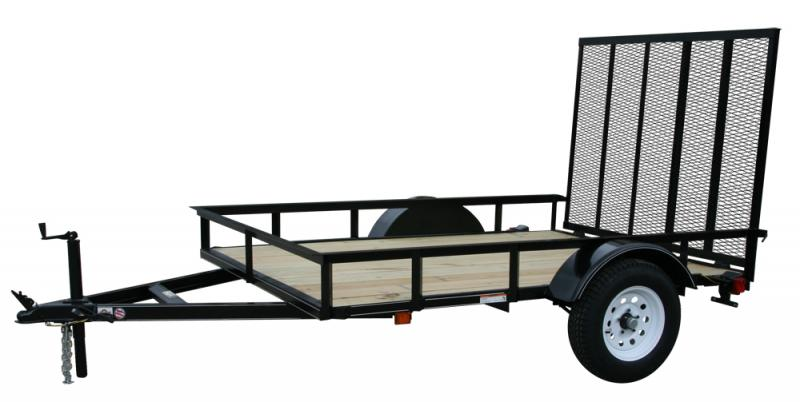 2020 Carry-On 6X8GW13 Utility Trailer