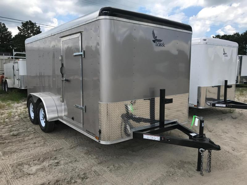 2018 7x14 Lark Victory Enclosed Cargo Trailer