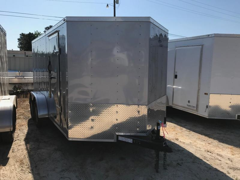 2018 7x14 Lark Victory VN Enclosed Cargo Trailer