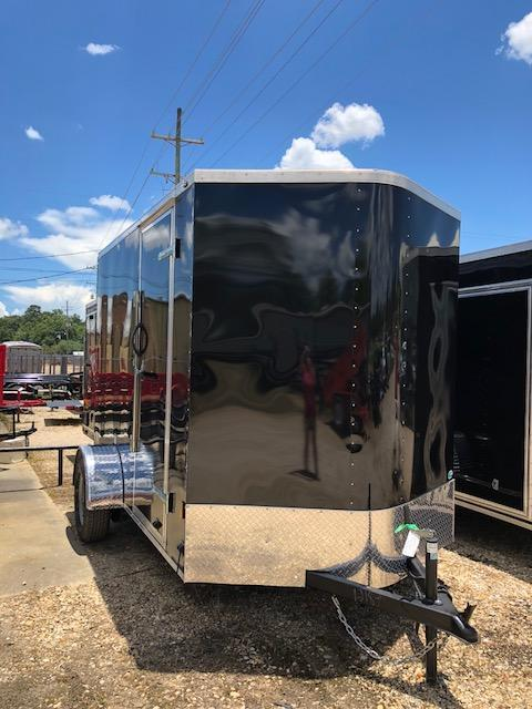 2019 6x10 Continental Cargo Enclosed Cargo Trailer