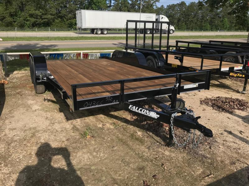 2019 6.10X18 Falcon SD CH Car / Racing Trailer