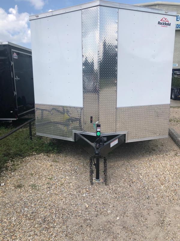 2019 Rock Solid Cargo 20x08.05 Enclosed Cargo Trailer