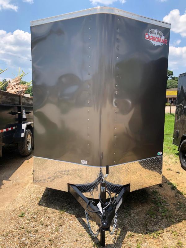 2020 Continental Cargo 12X06 TA Enclosed Cargo Trailer