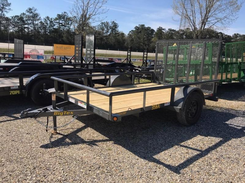 2019 6.5x10 Big Tex Trailers Gray