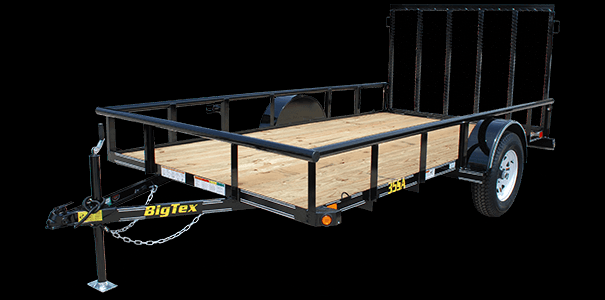 2020 Big Tex Trailers 10x06.04 35SA Utility Trailer