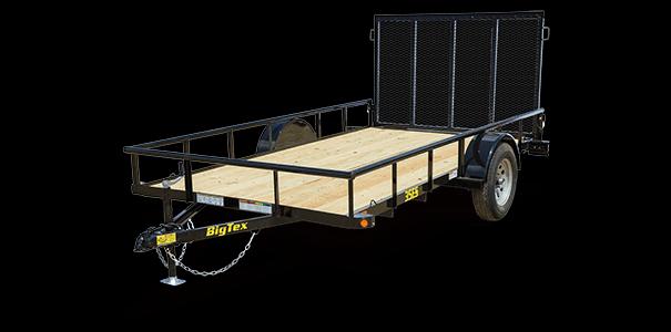 2020 Big Tex Trailers  12x06.05 35ES Utility Trailer