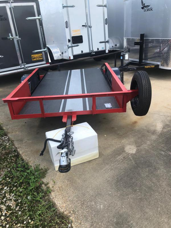 1991 Hart Trailers HATFIELD Flatbed Trailer