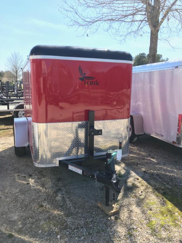 2017 5x8 Lark Victory Enclosed Cargo Trailer