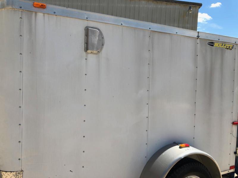 2013 Doolittle Trailer Mfg 5x8 Enclosed Cargo Trailer