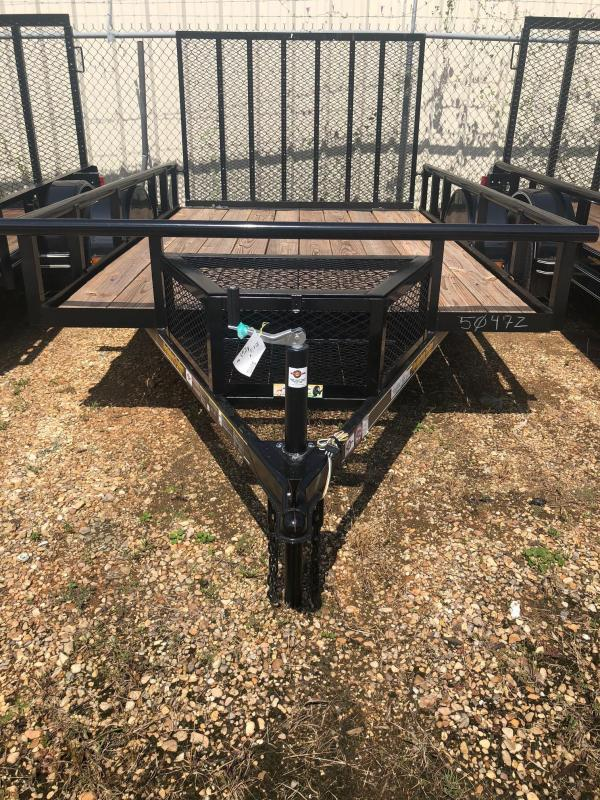 2018 Carry-On 06.04x10 Utility Trailer