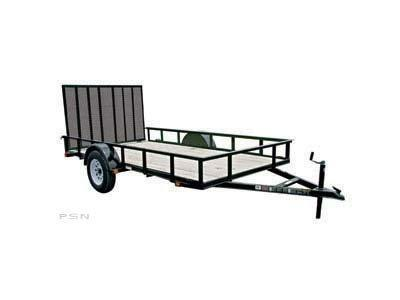 2017 Carry-On 6X12GWPTLED Utility Trailer