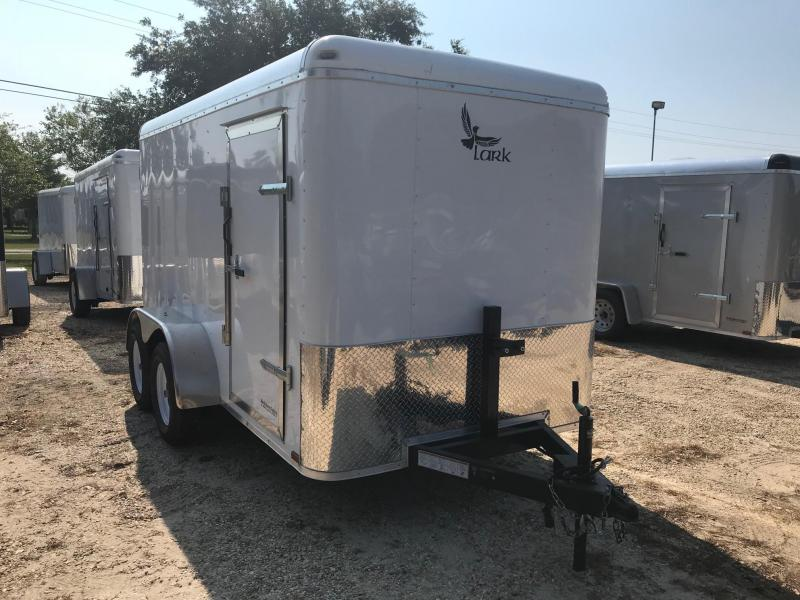 2018 6x12 Lark Victory Enclosed Cargo Trailer