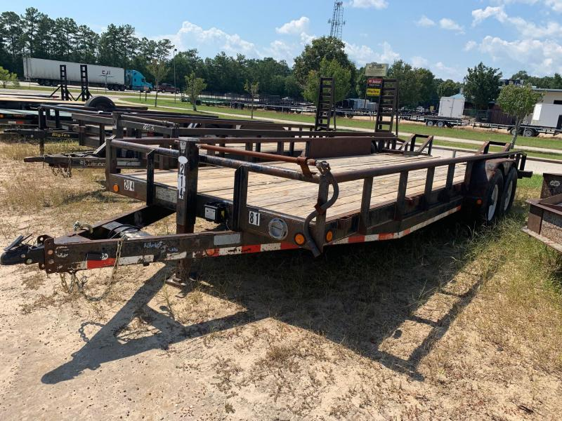 2007 6.10x22 Load Trail UT Utility Trailer