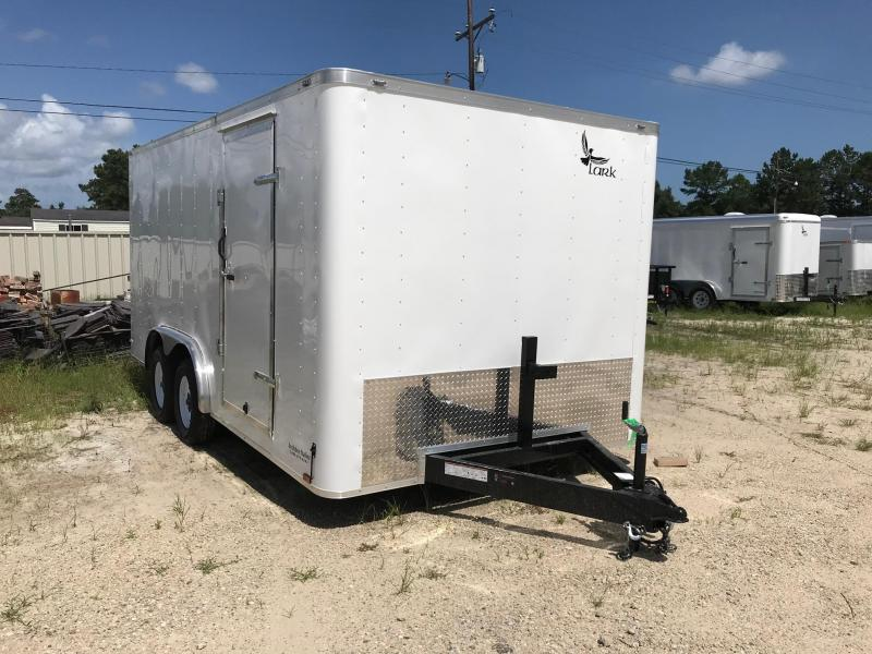 2018 8x16 Lark Victory Enclosed Cargo Trailer