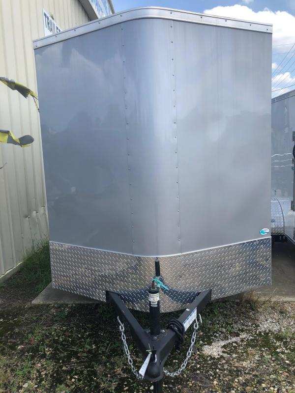 2019 Continental Cargo 06x10 Enclosed Cargo Trailer