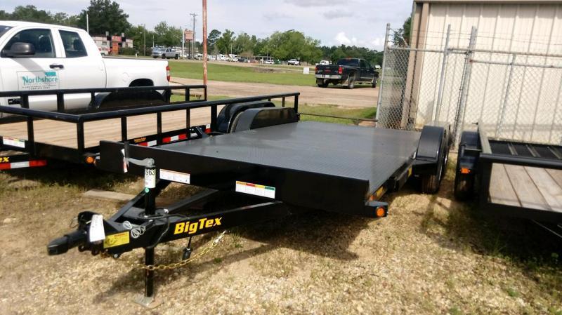 2020 Big Tex Trailers 70DM Car / Racing Trailer