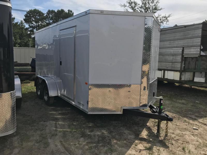 2019 7x14 Rock Solid Cargo TA VN Enclosed Cargo Trailer