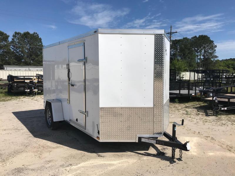 2018 6x12 Lark Victory Enclosed Cargo Trailer