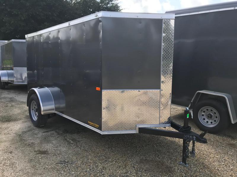 2020 5x10 Rock Solid Cargo SA VN Enclosed Cargo Trailer