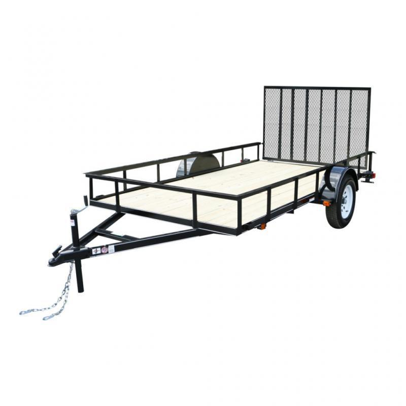2019 Carry-On 6X14GW Utility Trailer