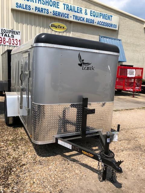 2018 5x10 Lark Victory Enclosed Cargo Trailer