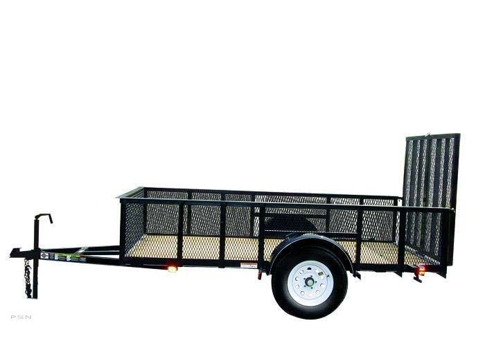 2018 Carry-On 6X10GWHS Utility Trailer