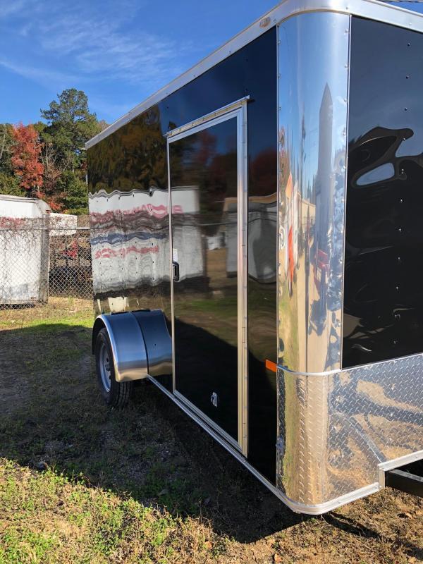 2019 Rock Solid Cargo 6x12 SA Enclosed Cargo Trailer