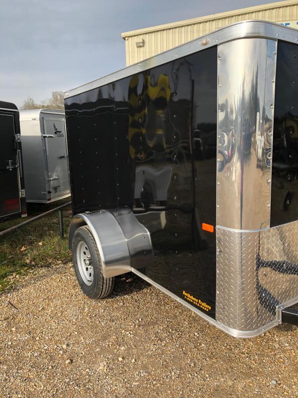 2019 Rock Solid Cargo 05x08 SA Enclosed Cargo Trailer